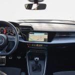 Prueba Audi A3 Sportback TDI salpicadero