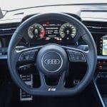 Prueba Audi A3 Sportback TDI volante