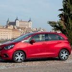 Prueba Honda Jazz 1.5 i-MMD Elegance e:HEV 109 CV híbrido