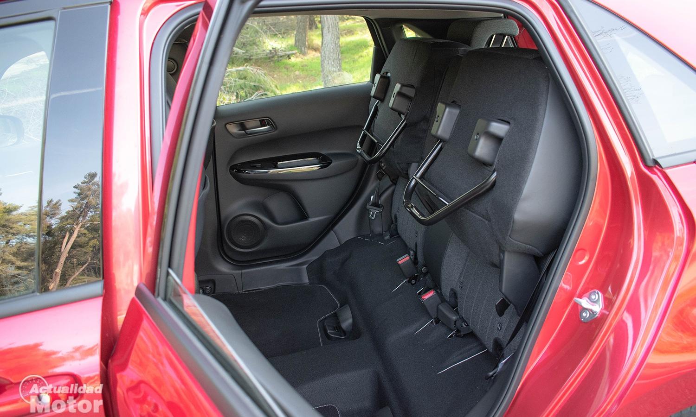 Honda asientos Magic Seats