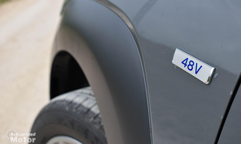 Hyundai Kona 48 voltios