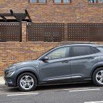 Prueba Hyundai Kona lateral