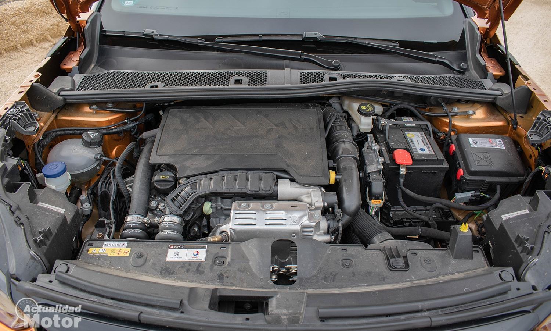 Prueba Peugeot 2008 motor gasolina 130