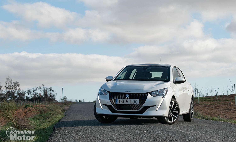 Peugeot 208 gasolina 100 CV allure
