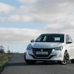 Prueba Peugeot 208 perfil delantero