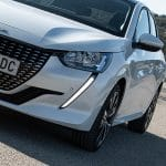 Peugeot 208 detalle frontal