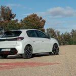 Prueba Peugeot 208 trasera