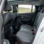 Prueba Peugeot 208 plazas traseras