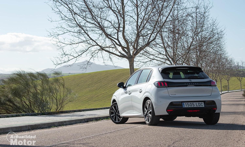 Prueba Peugeot 208 gasolina