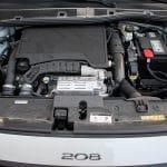 Motor gasolina 100 CV Peugeot 208