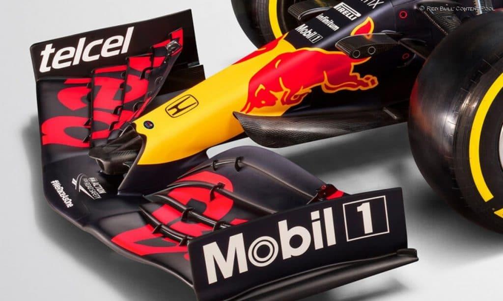Red Bull RB16B morro
