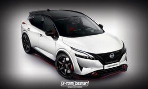 Render Nissan Qashqai Nismo