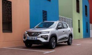 New Dacia Spring 2021