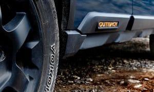 New Subaru Outback Cross teaser