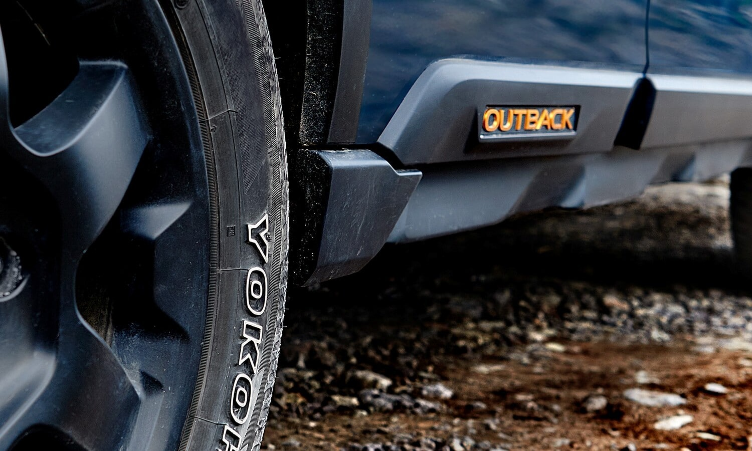 New Subaru Outback Cross teaser