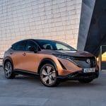 Nissan Ariya Colors