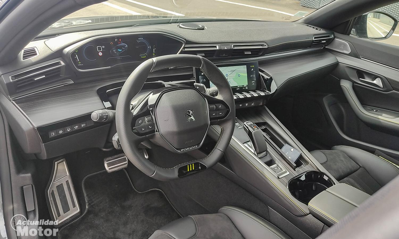 Prueba Peugeot 508 PSE 360CV