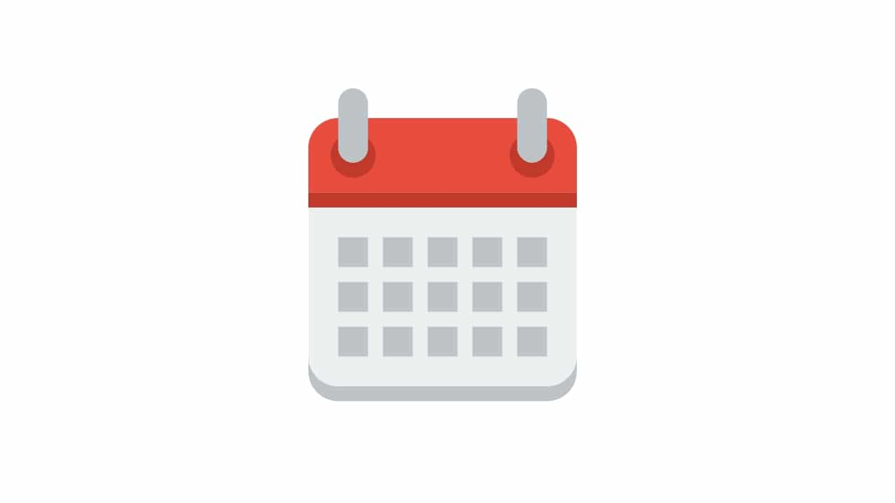 calendario F1