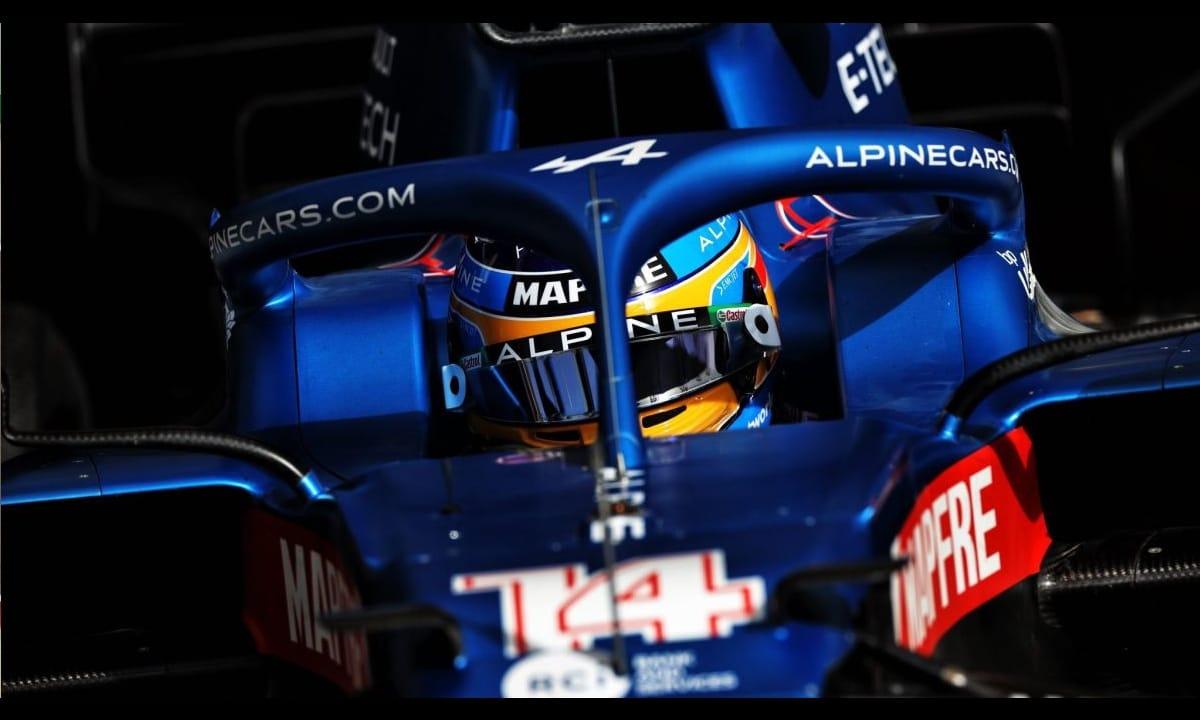 Fernando Alonso, F1 2021