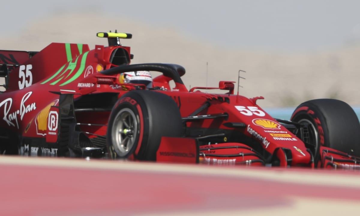 Ferrari, GP de Baréin F1 2021