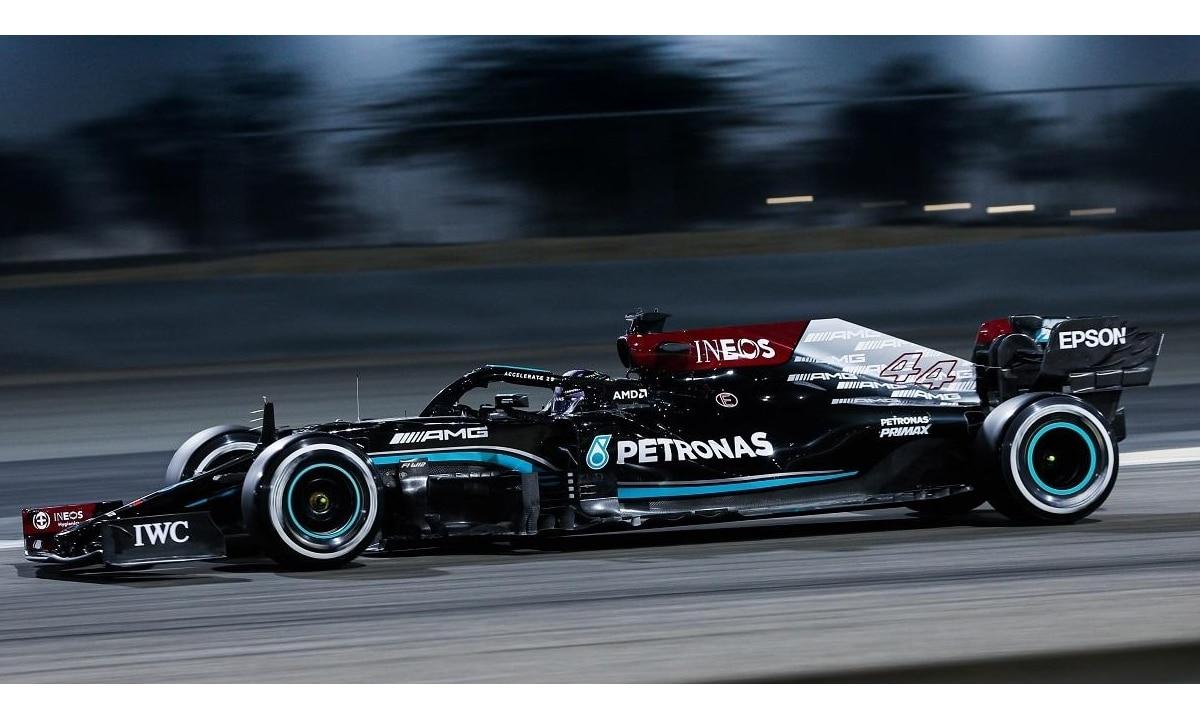 GP de Baréin F1 2021 Mercedes