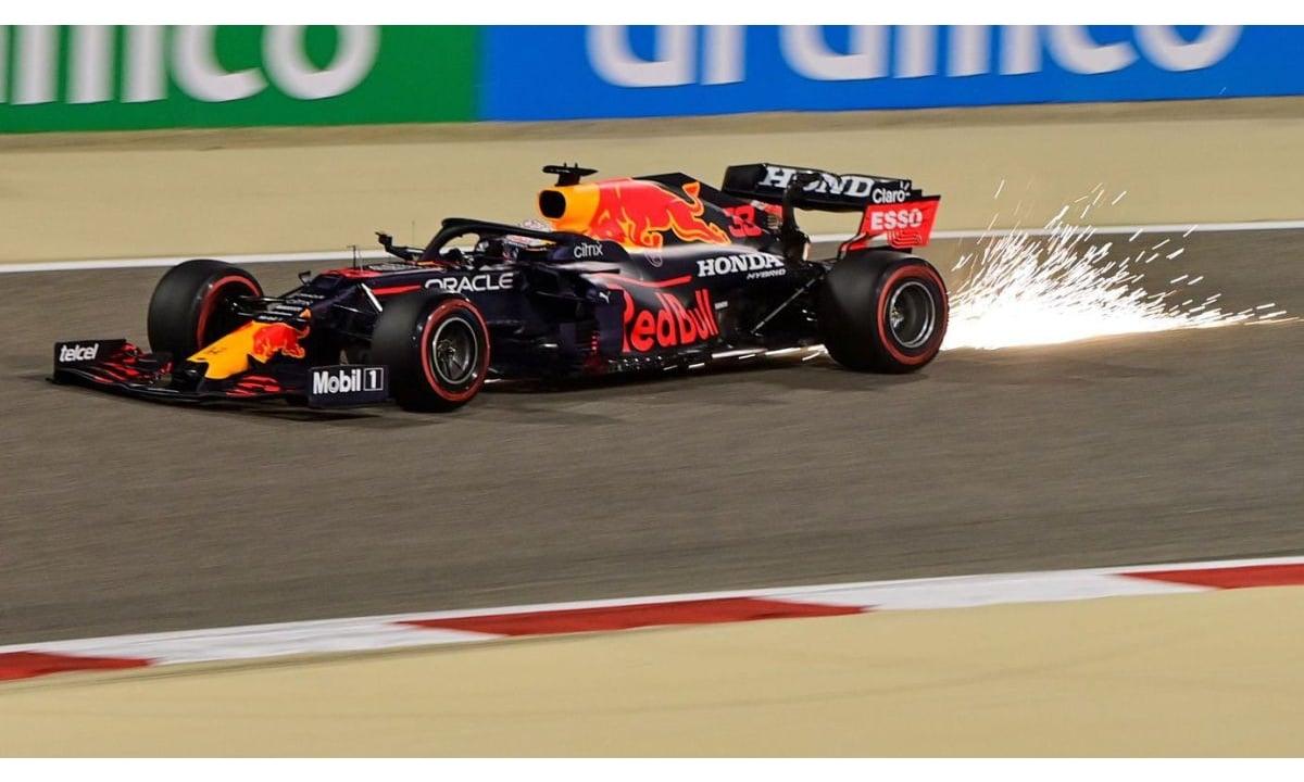 GP de Baréin F1 2021 Red Bull