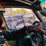 Isidre Esteve Toyota Hilux V8 Dakar