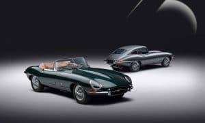 Jaguar E-Type 60