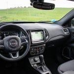 Prueba Jeep Compass 4xe interior