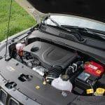 Prueba Jeep Compass PHEV motor