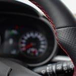 Prueba Kia Picanto detalle volante GT Line