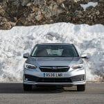 Prueba Subaru Impreza híbrido frontal