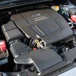 Subaru Impreza motor híbrido