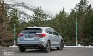 Prueba Subaru Impreza híbrido