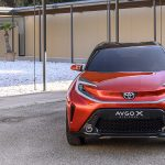 Toyota Aygo X Prologue frontal