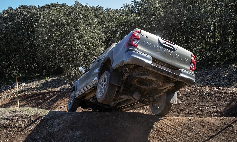 Prueba Toyota Hilux
