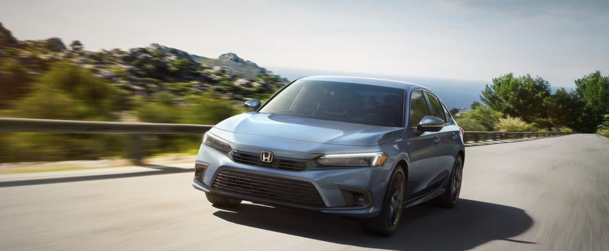 Honda Civic Sedán Sport 2022