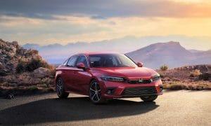 Honda Civic Sedan Touring 2022 source