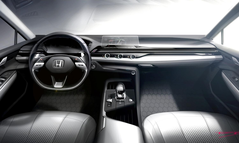 Honda Simplicity Motif Sketch 0