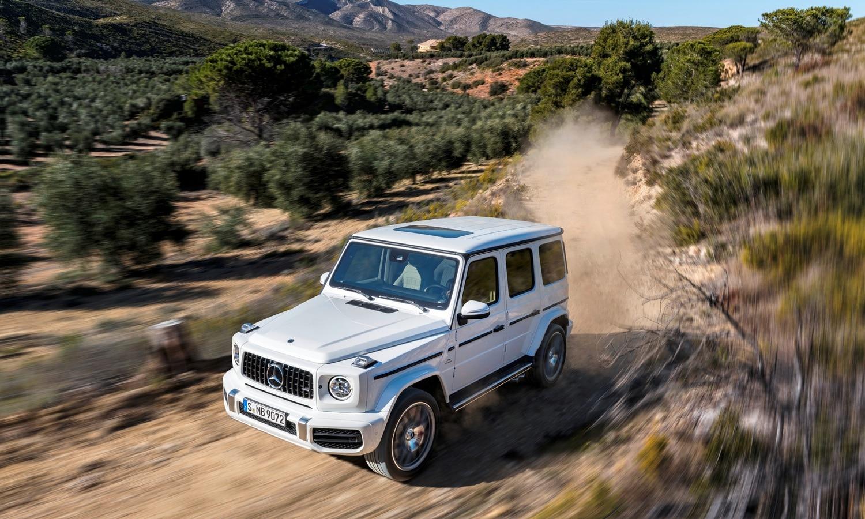 Mercedes-Benz Clase G 40 aniversario