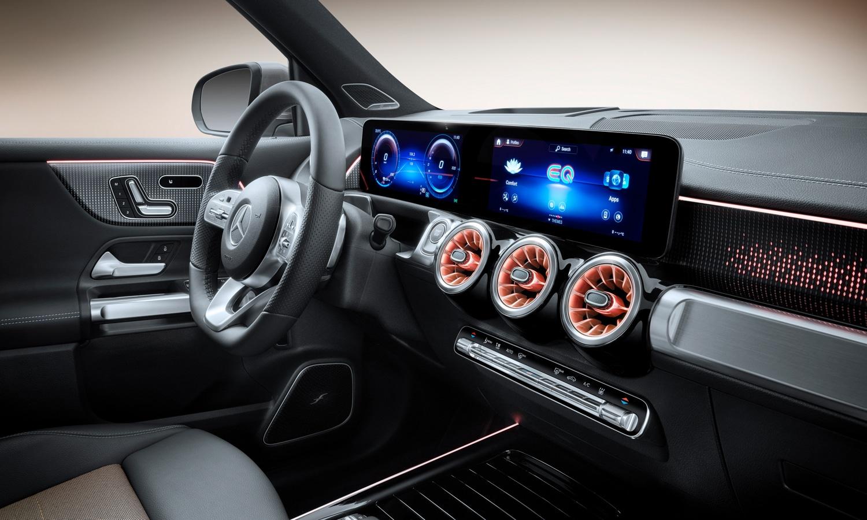 Mercedes GLB - Daimler AG