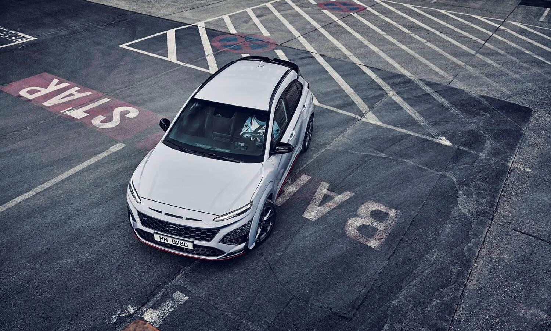 New Hyundai Kona N 2021