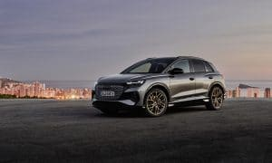 Audi Q4 e-tron precio