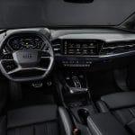 Audi Q4 e-tron Sportback interior