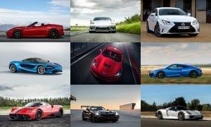 Los coches de los youtubers