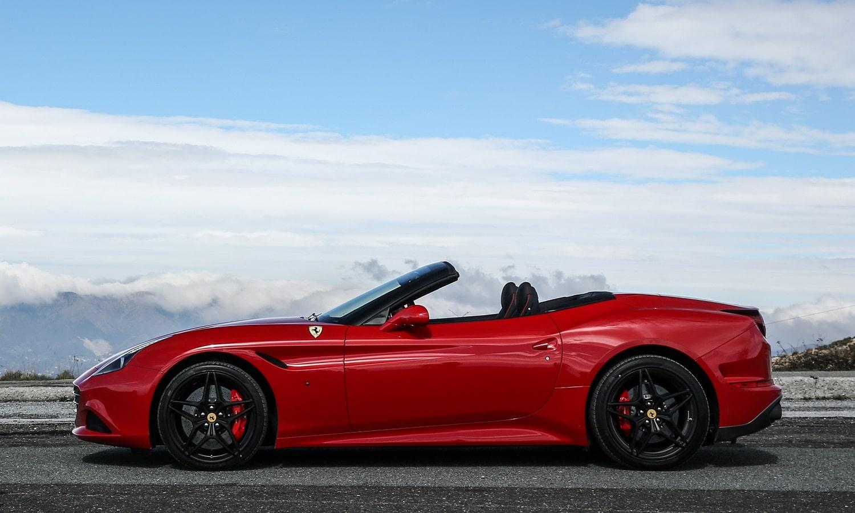 Willyrex se compró un Ferrari California, pero lo acabó vendiendo porque le daba muchos problemas