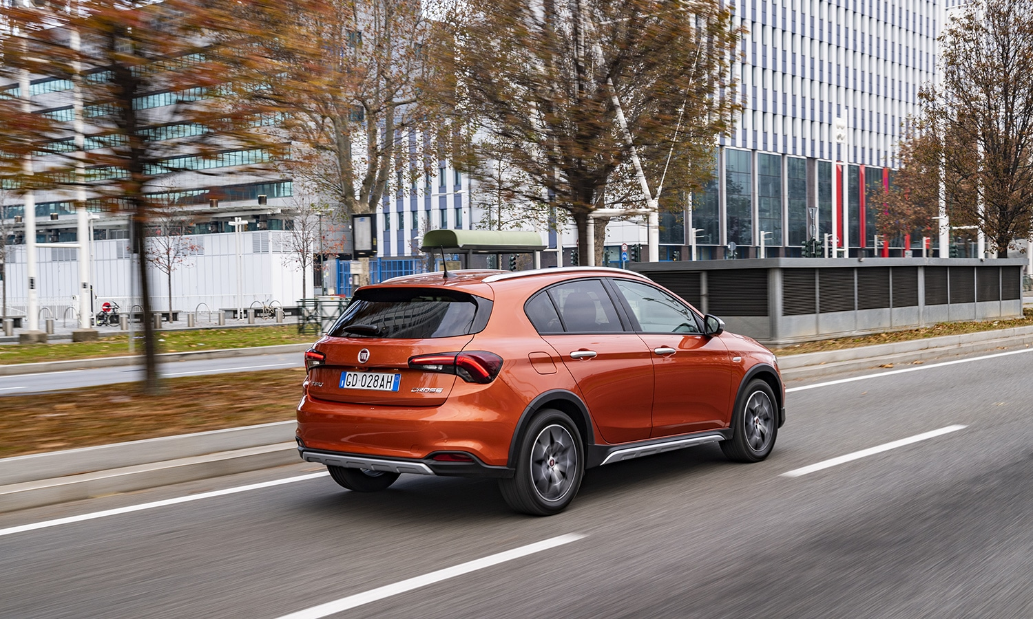 Prices Fiat Tipo Cross