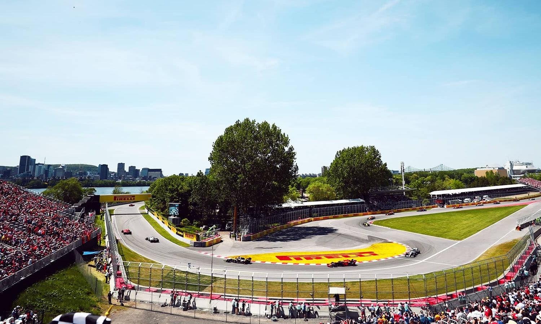 GP de Canadá F1