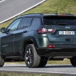 Jeep Compass trasera