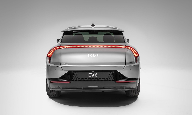 Trasera del EV6